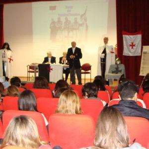 L'O.S.M.T.J. incontra i giovani studenti