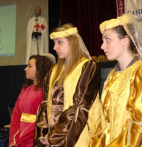 Templari testimoni della Storia