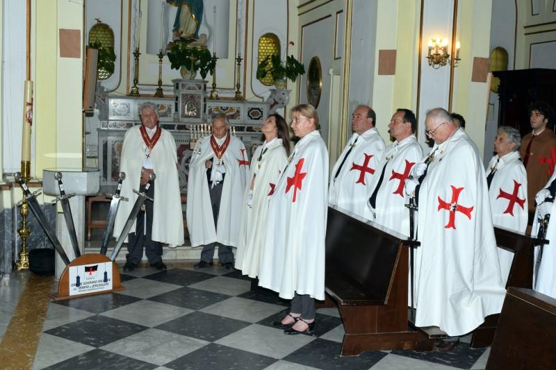 Portici – Il Templarismo e la festa di San Giovanni – Il Ordine Sovrano e Militare del Tempio di Jerusalem 1804 – Photogallery