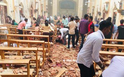 Sri Lanka – L'OSMTJ ha elevato a Cavalieri i martiri dell'attentato di Pasqua a Colombo