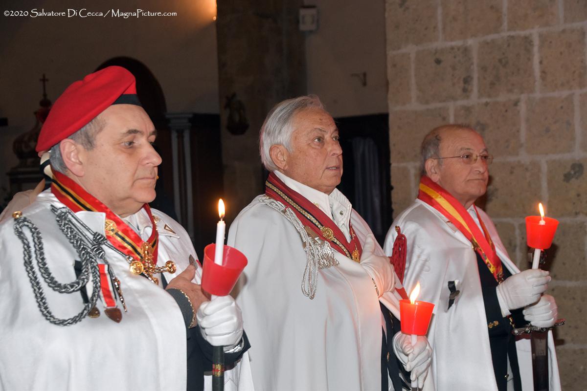 Aversa – La Candelora dei Templari