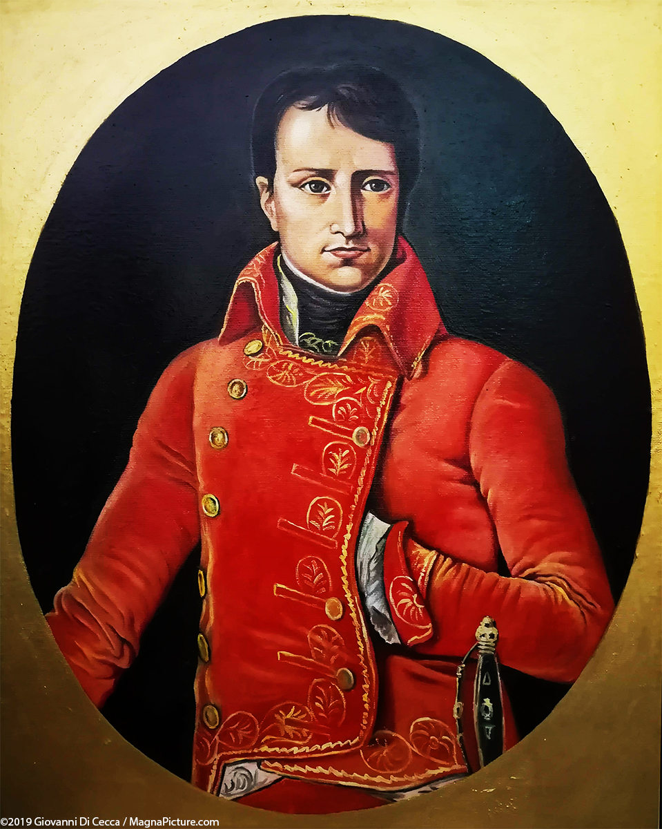 5 maggio, 199 anno della morte di Napoleone Bonaparte