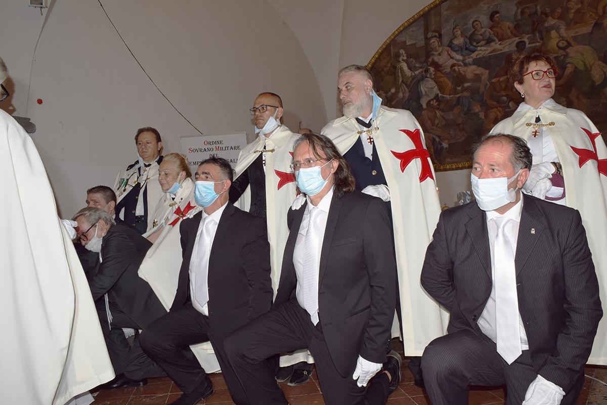 Somma Vesuviana – 35° Capitolo di Investitura Templare