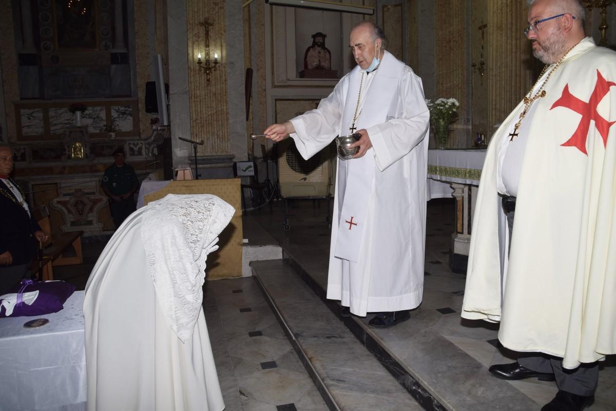 """Napoli – Piscinola – Fondazione della Confraternita Templare """"Figlie di Magdala"""""""