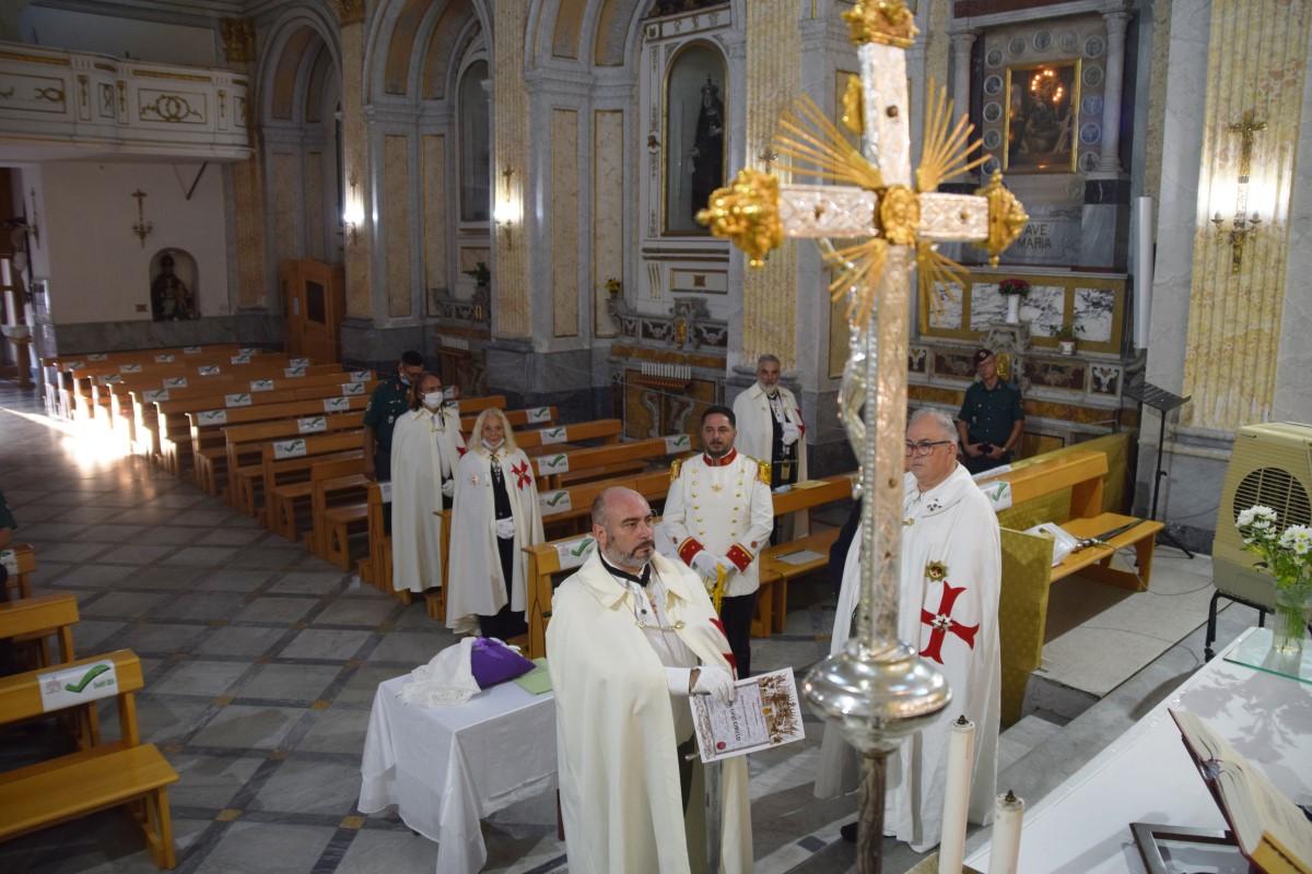 Napoli – Piscinola – Il Cav. Luigi Cirillo insignito del titolo di Maestro di Casa