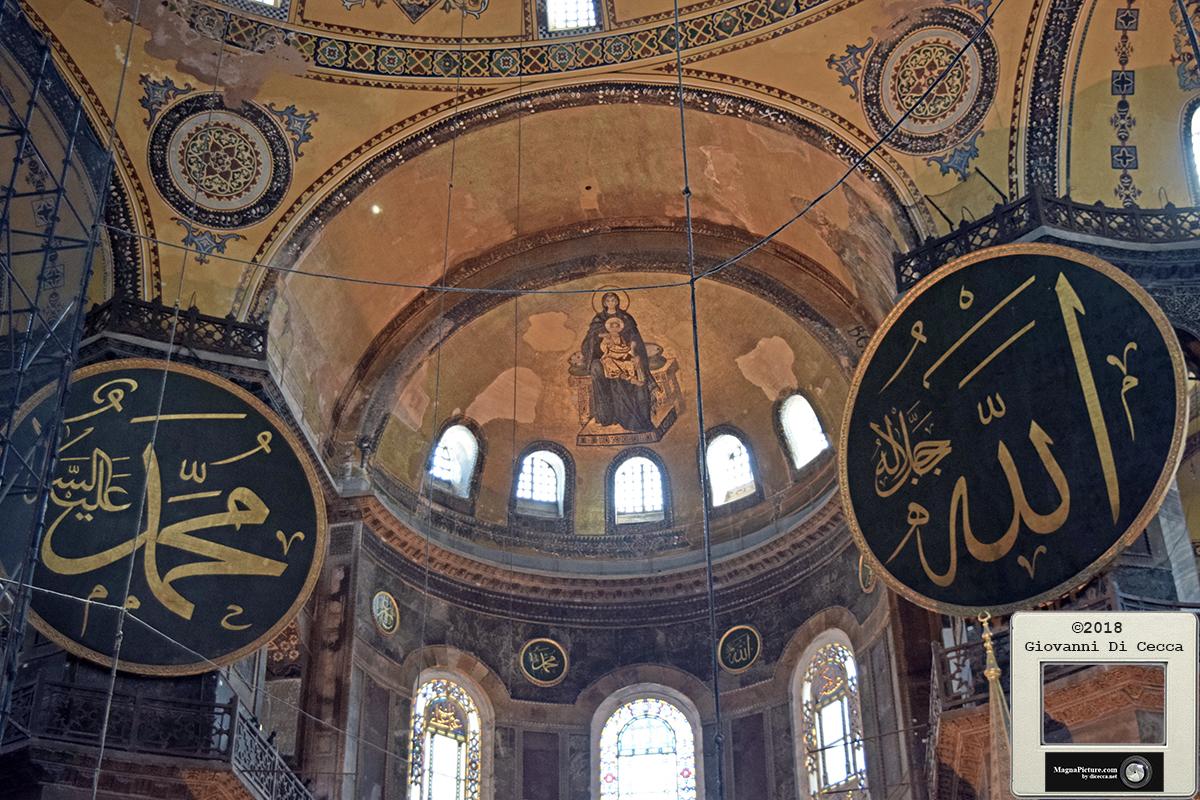Istanbul – Comunicato del Magistero sulla riduzione di Santa Sofia di Costantinopoli a Moschea