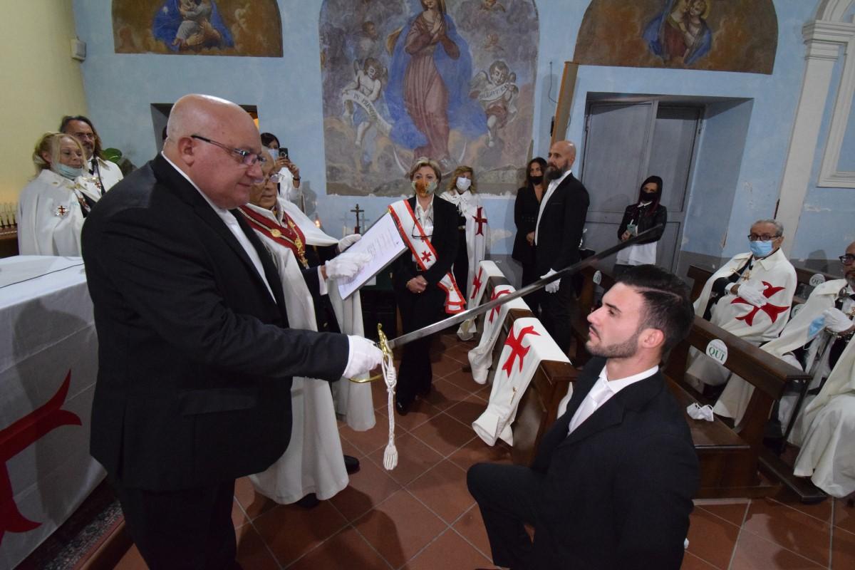 Villa Briano (CE) – Capitolo di Investitura Templare – 27-09-2020