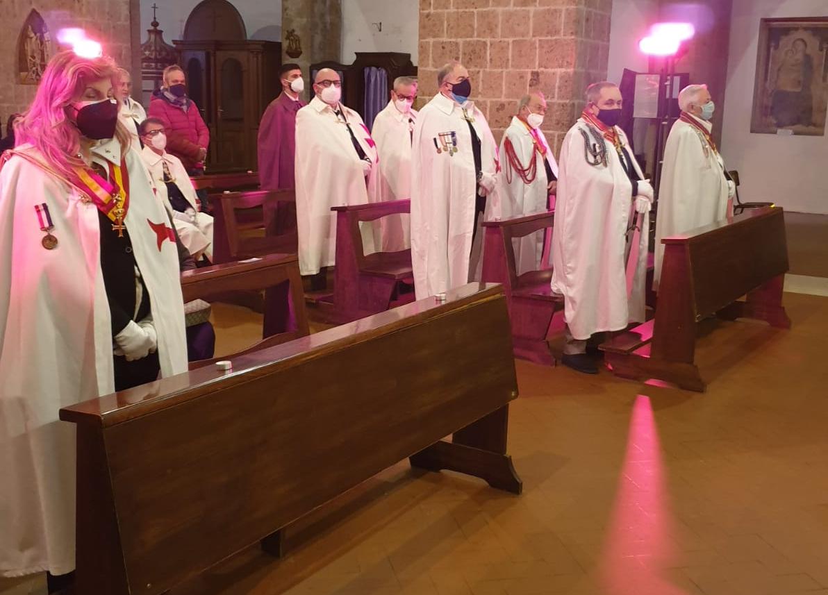 Aversa (CE) – La Candelora dei Templari