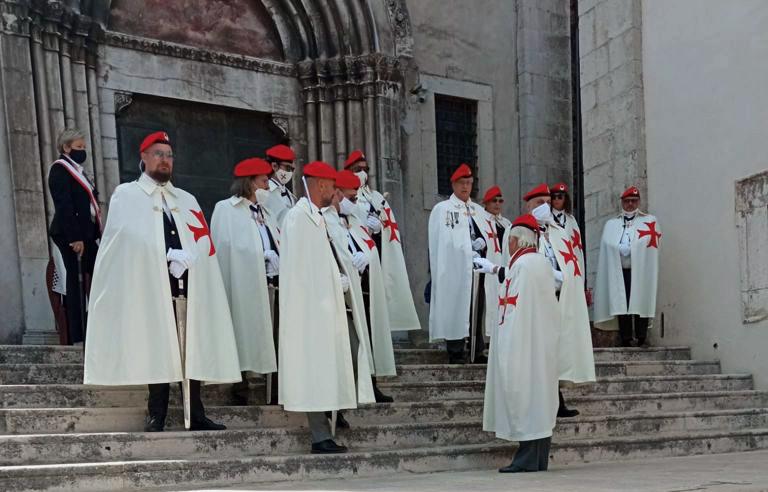Pescocostanzo (AQ) – Celebrazione di San Maurizio e visita la Sacrario Militare